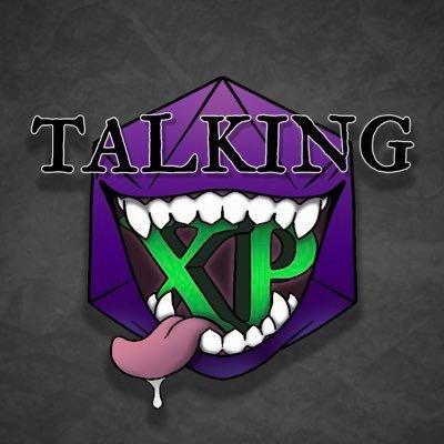 Talking XP logo